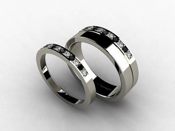 Guys Wedding Bands Top Menus Black Camo Wedding Ring With