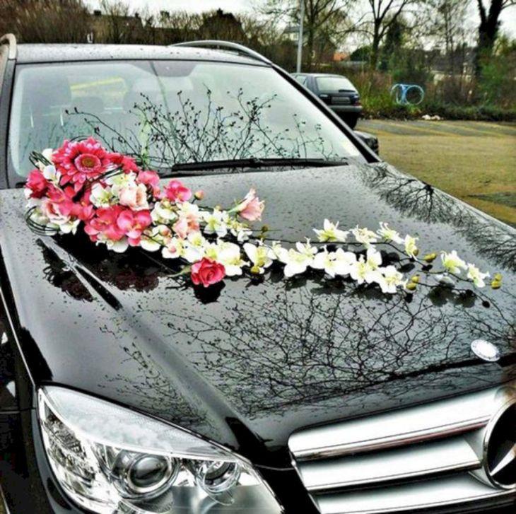Awesome Wedding Car Decorations Ideas  Weddings