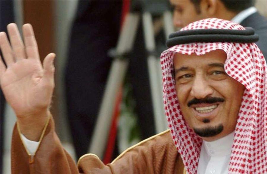 Image result for Saudi King Salman Al-Saud