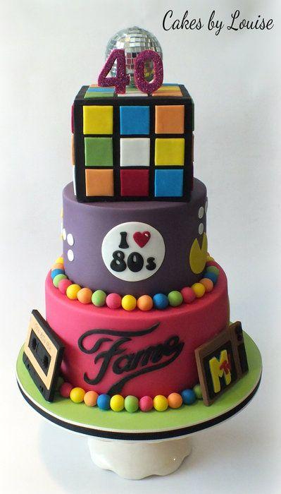 Disco Cake On Pinterest 70 Birthday Cake Roller Skate