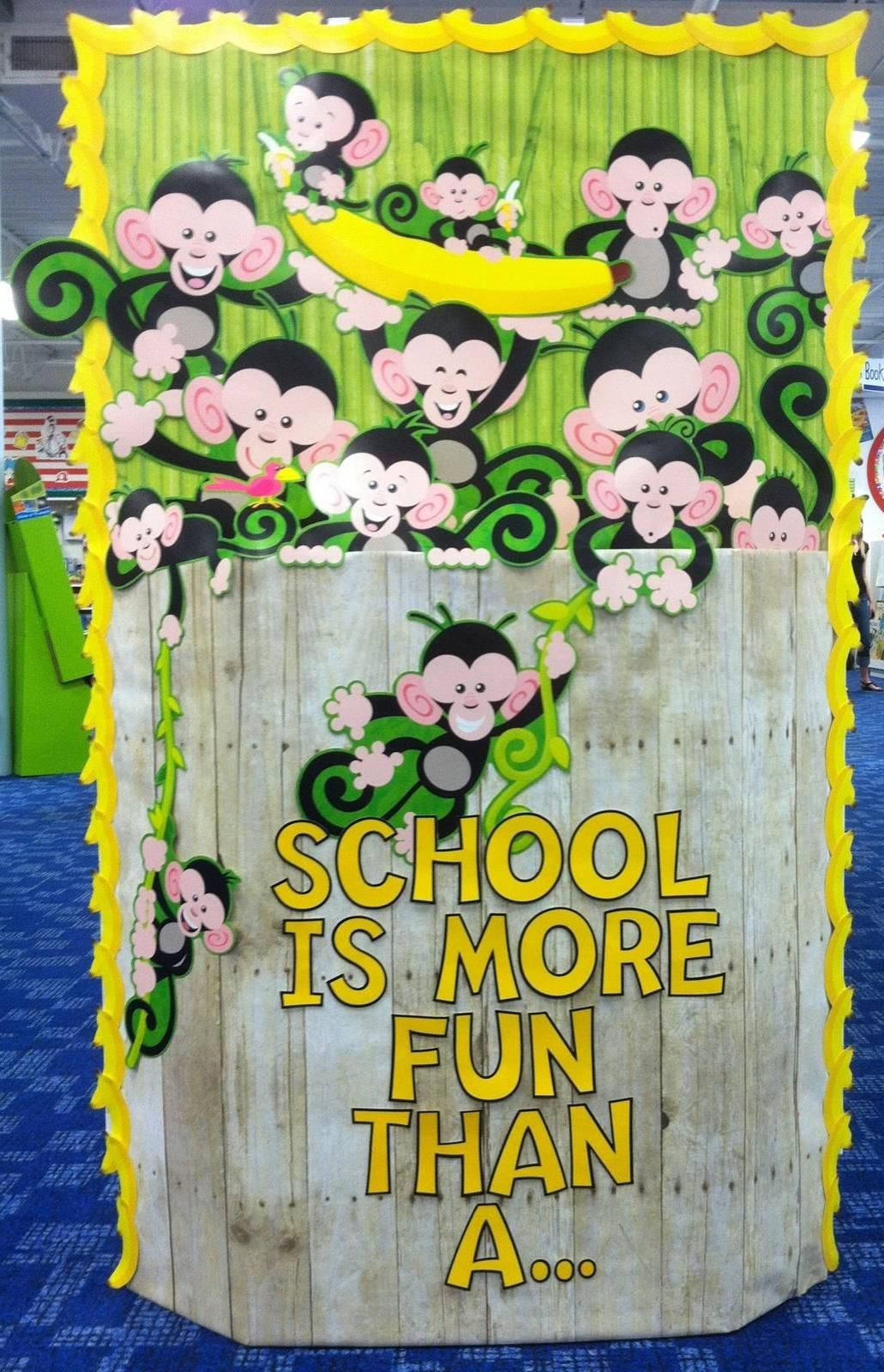 Jungle Theme Classroom Sayings