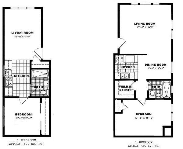 1 bedroom floor plan | mom's apt | pinterest | apartment floor