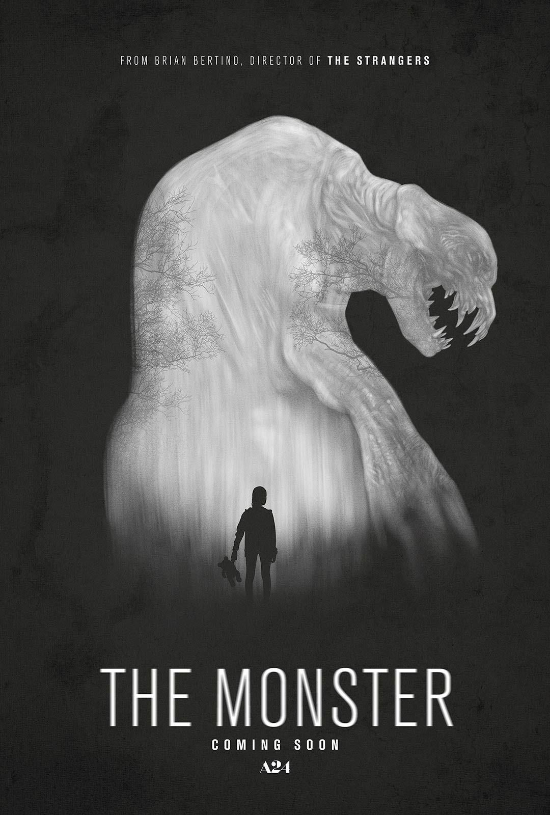 Poster do filme The Monster