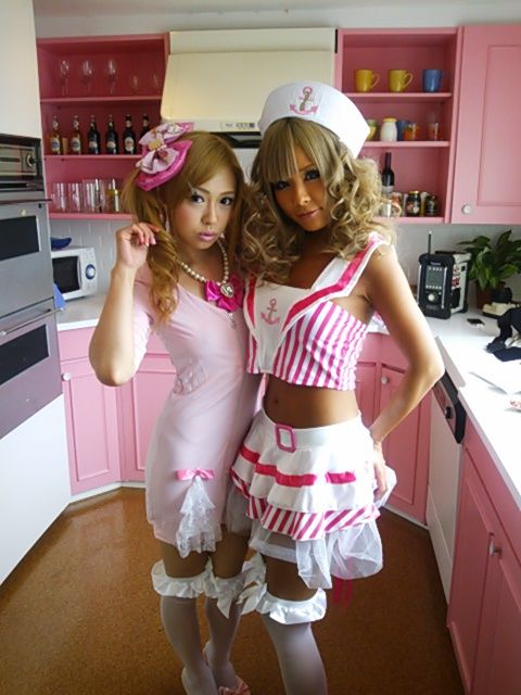 02e570f79291f658484f0fb19f20a9c1 Gyaru Fashion