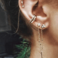 Earring piercing ideas  pinterest chandlerjocleve instagram chandlercleveland  Piercing