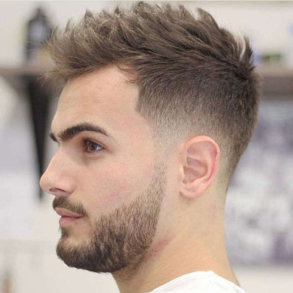 Image result for Textured Spikes + Low Fade