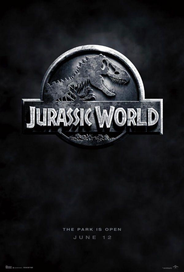 Poster do filme Jurassic World - O Mundo dos Dinossauros