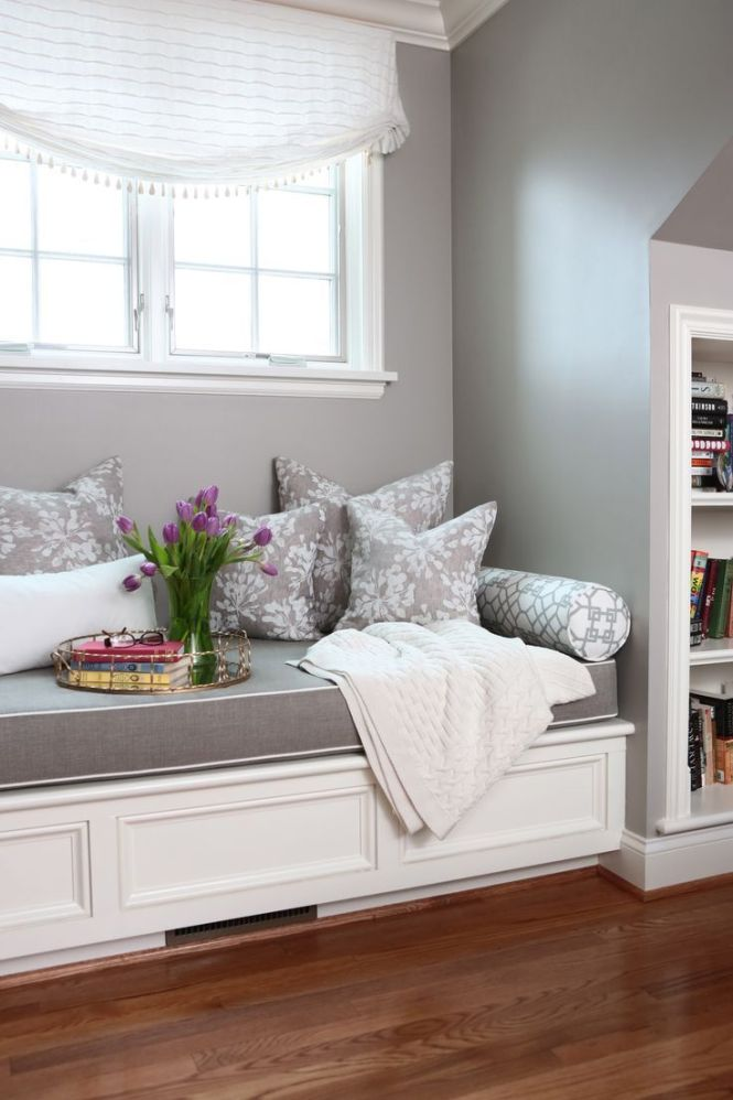 Image Result For Light Grey Window Seat