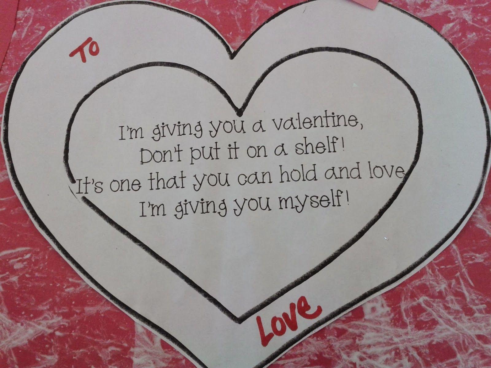 Valentines Poems For Children S Parents Valentines Day