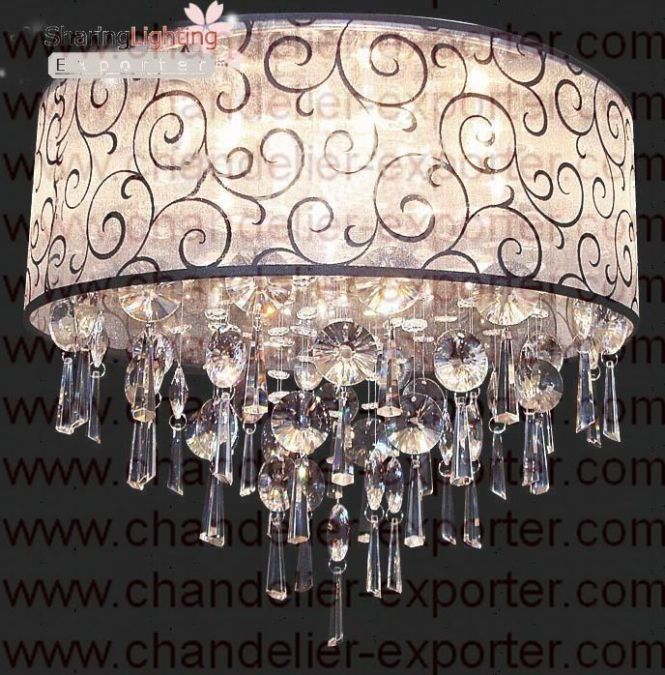 Transitional Chandeliers Faux Crystal Hanging Lighting In Compare Prices