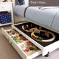 Mini loft bed with slide  Pin by Jessica Kues on Inspiration For The House  Pinterest