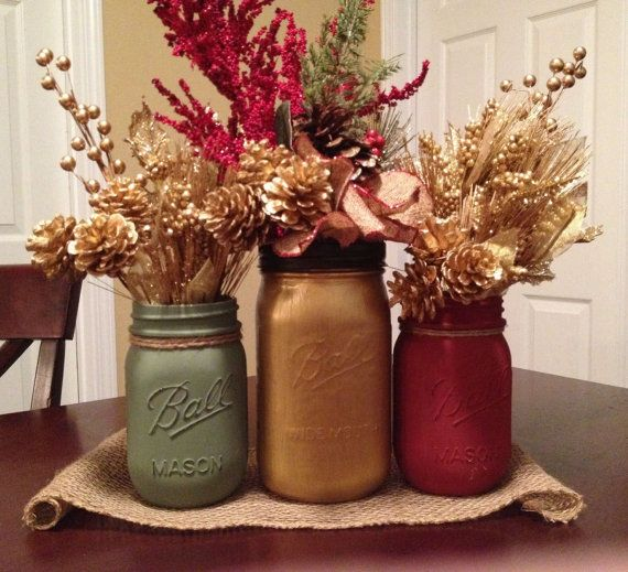 Best 25 Mason Jar Vases Ideas On Pinterest Mason Jar