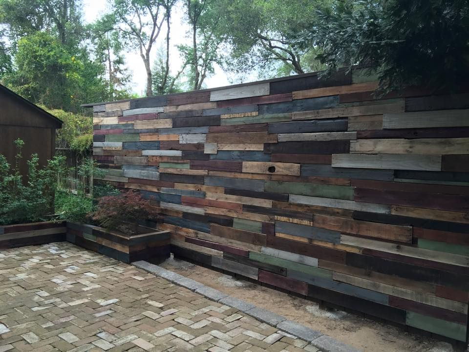 pallet wall my projects pinterest pallets and walls on pallet wall id=39766
