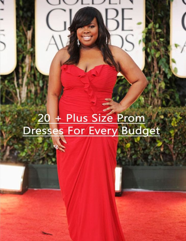 PLUS SIZE PROM DRESSES FOR EVERY BUDGET AND EVERY SIZE prom