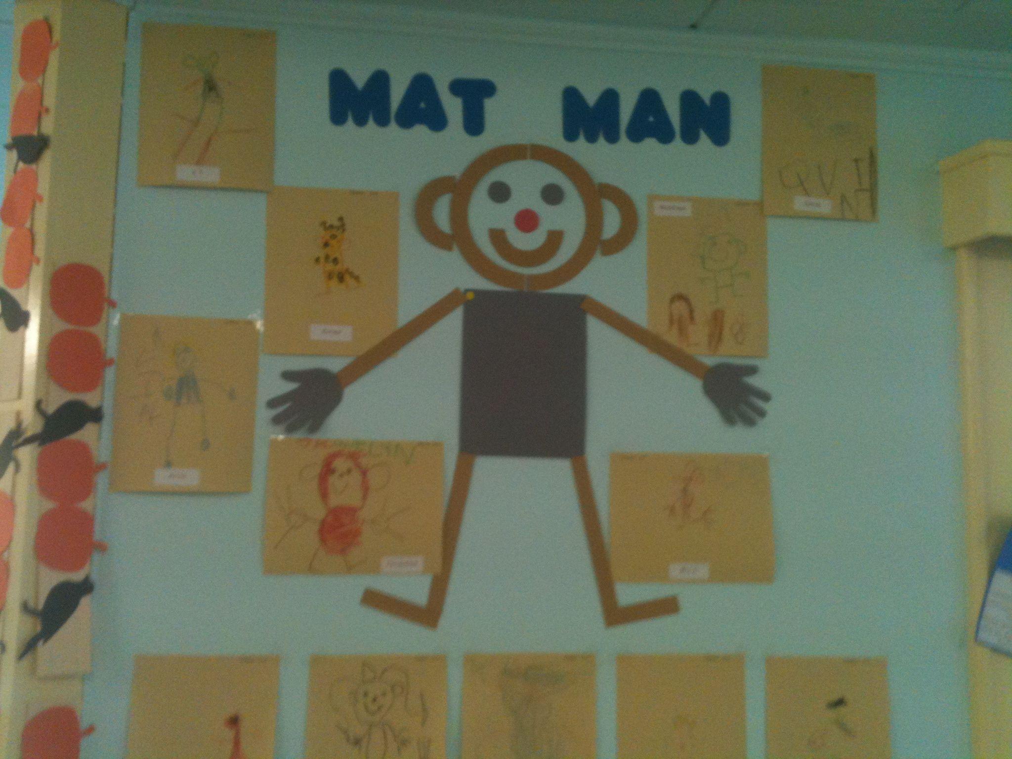 Best 25 Mat Man Ideas