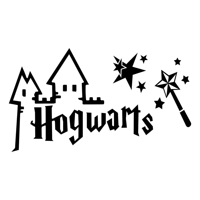 Harry Potter Hogwarts Graphics Svg Dxf Eps Cdr Ai