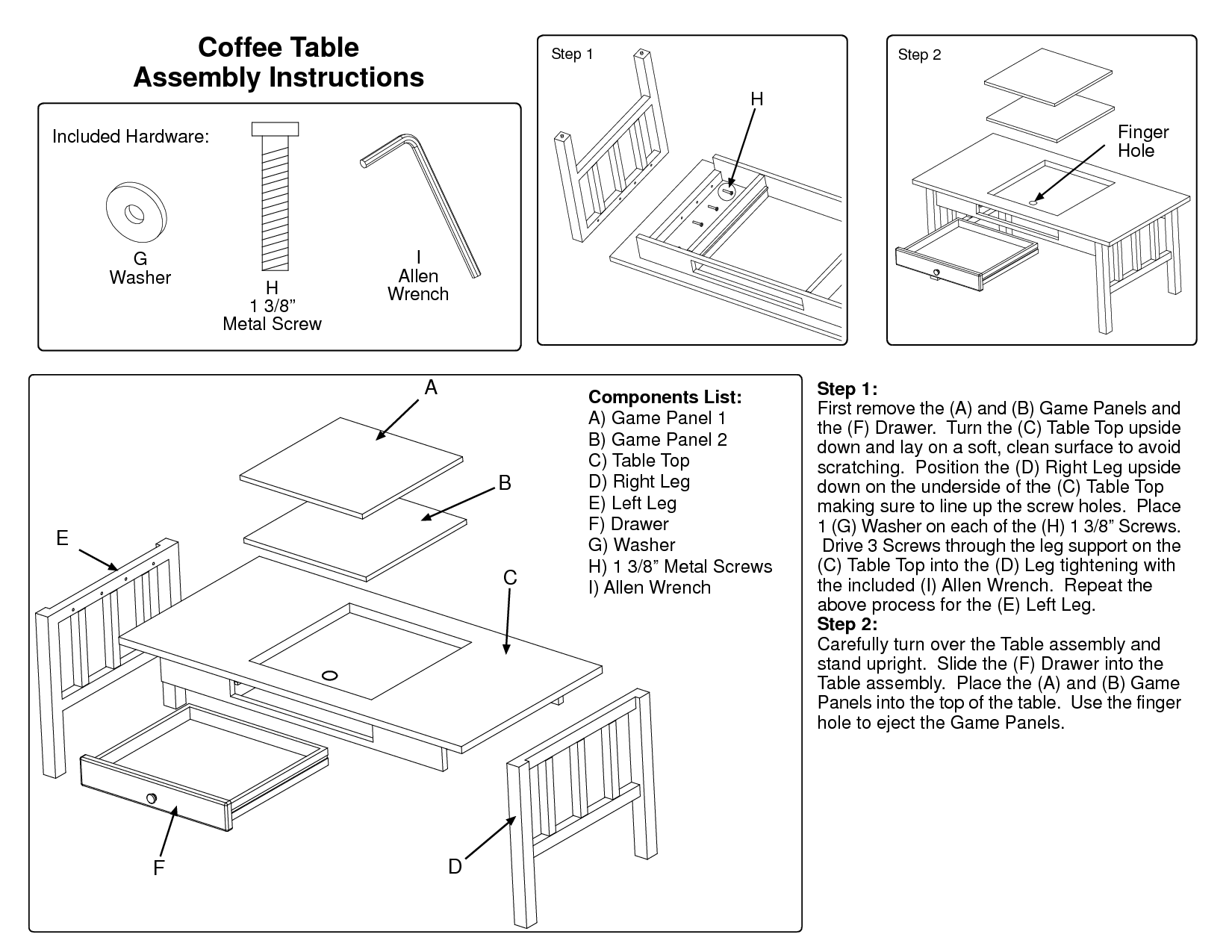 Hand Tool Woodworking Magazines Hemnes Coffee Table