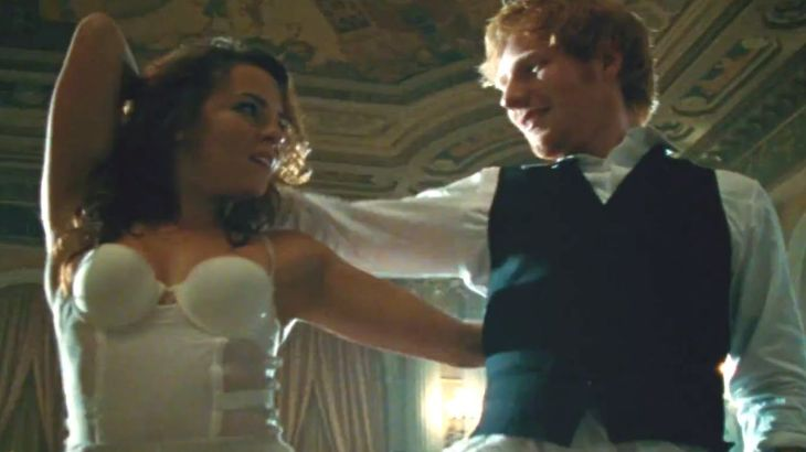 This is going to be my wedding song Ed Sheeran  Thinking Out Loud