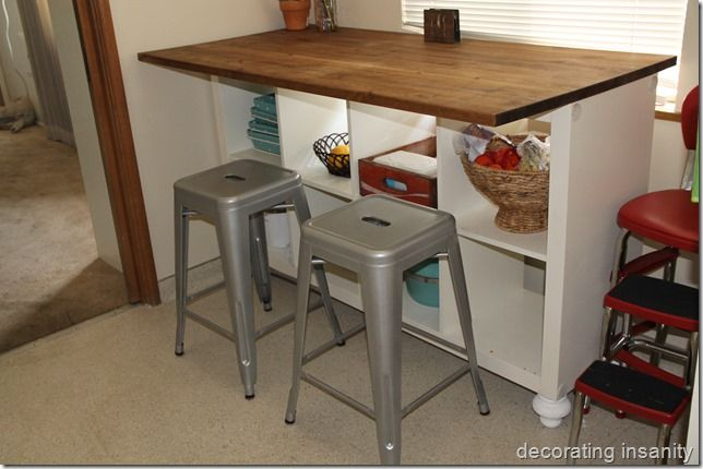 ikea expedit kitchen island expedit kallax love pinterest ikea expedit kitchens and ikea hack on kitchen island ideas diy ikea hacks id=34494