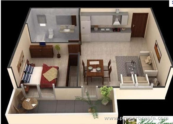 1 bedroom apartment design ideas | design ideas 2017-2018