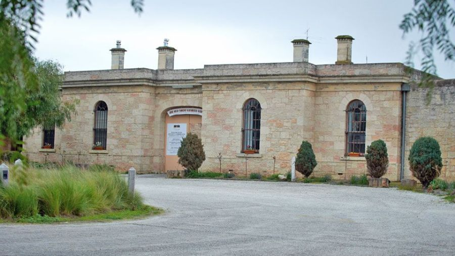 7.- The Old Mount Gambier Gaol, Mount Gambier, Australia