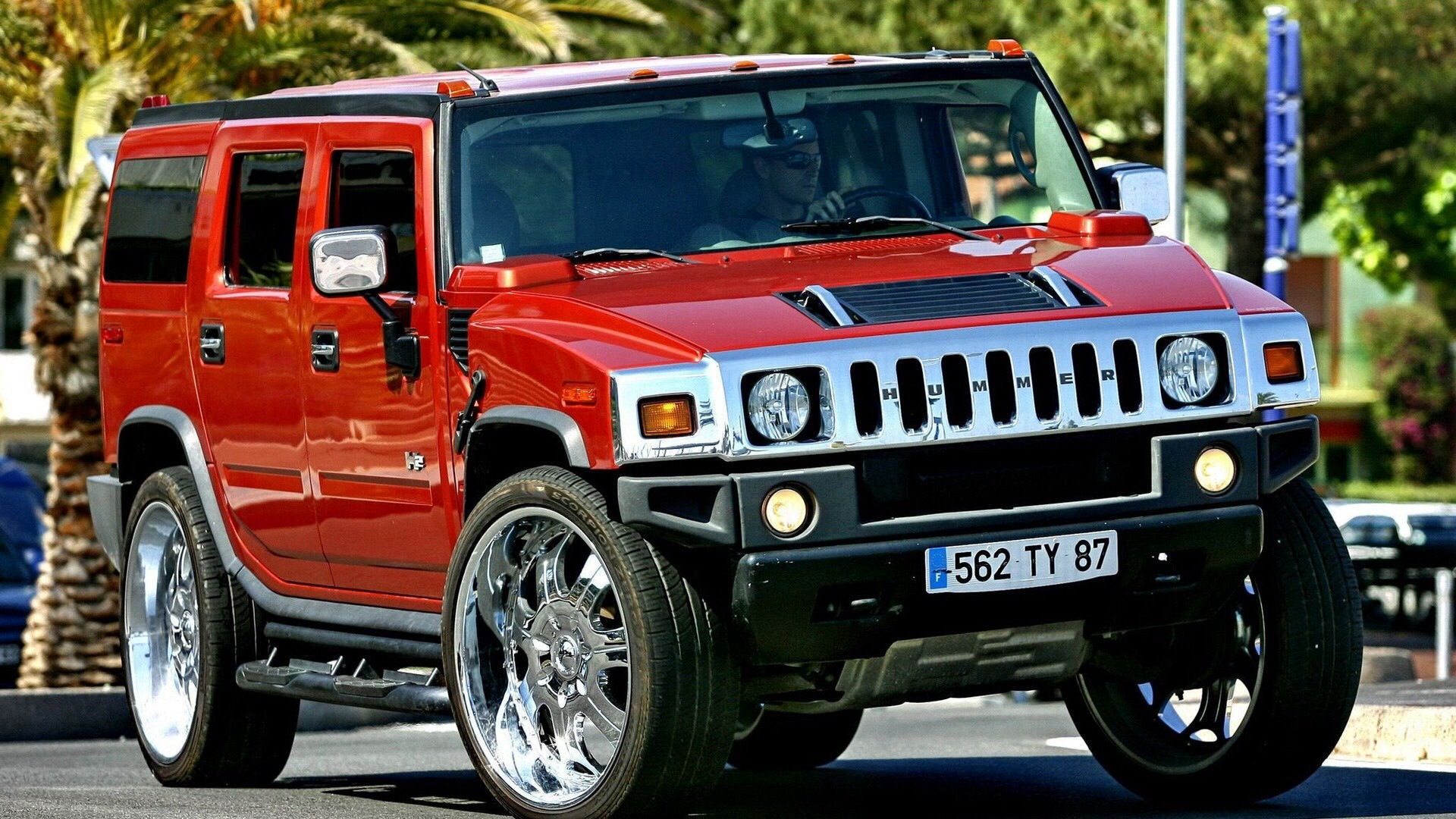 Hummer All RED N T Thang Pinterest