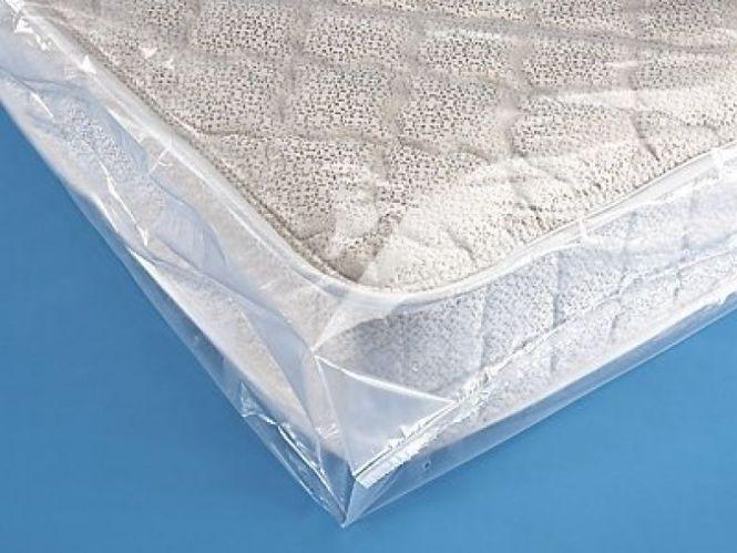 Plastic Mattress Cover Storage