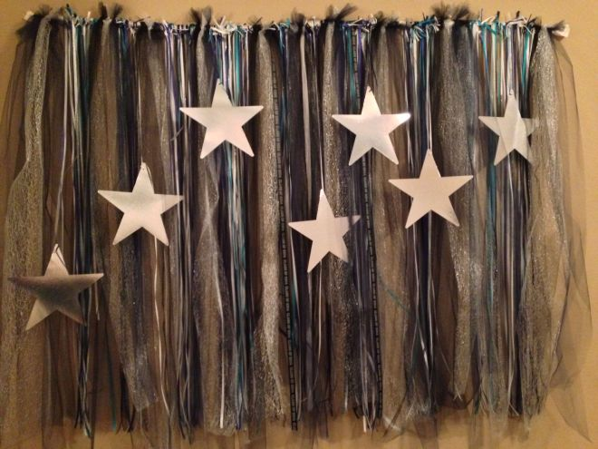 Diy graduation photo booth backdrop made by gisel and