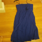 Strapless blue dress boutique dresses strapless dress and blue