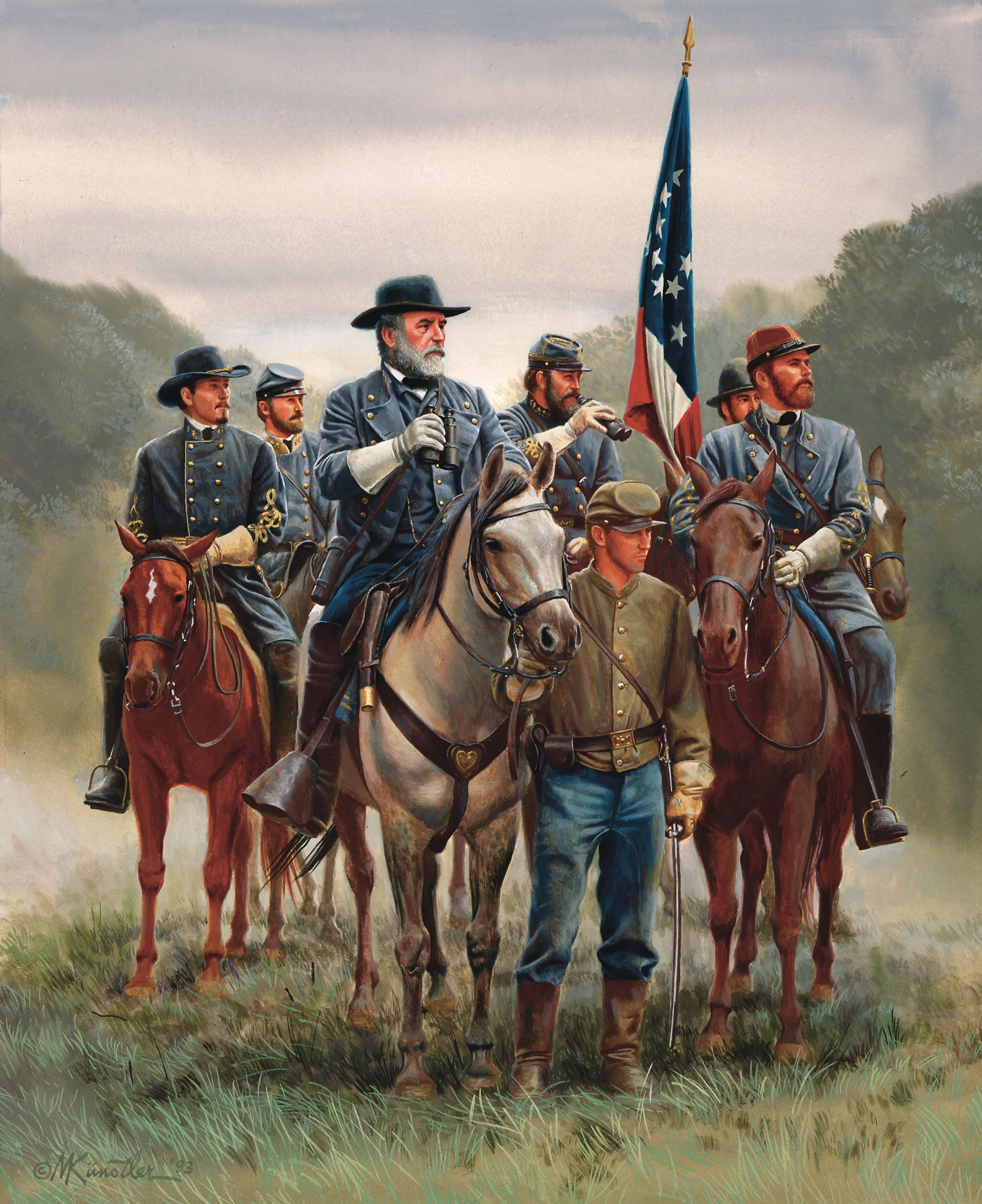 American Civil War The Confederate South Johnny Reb On