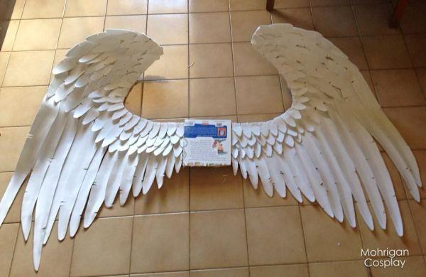 Cosplay Wing Tutorial | Cosplay Tutorials | Pinterest ...