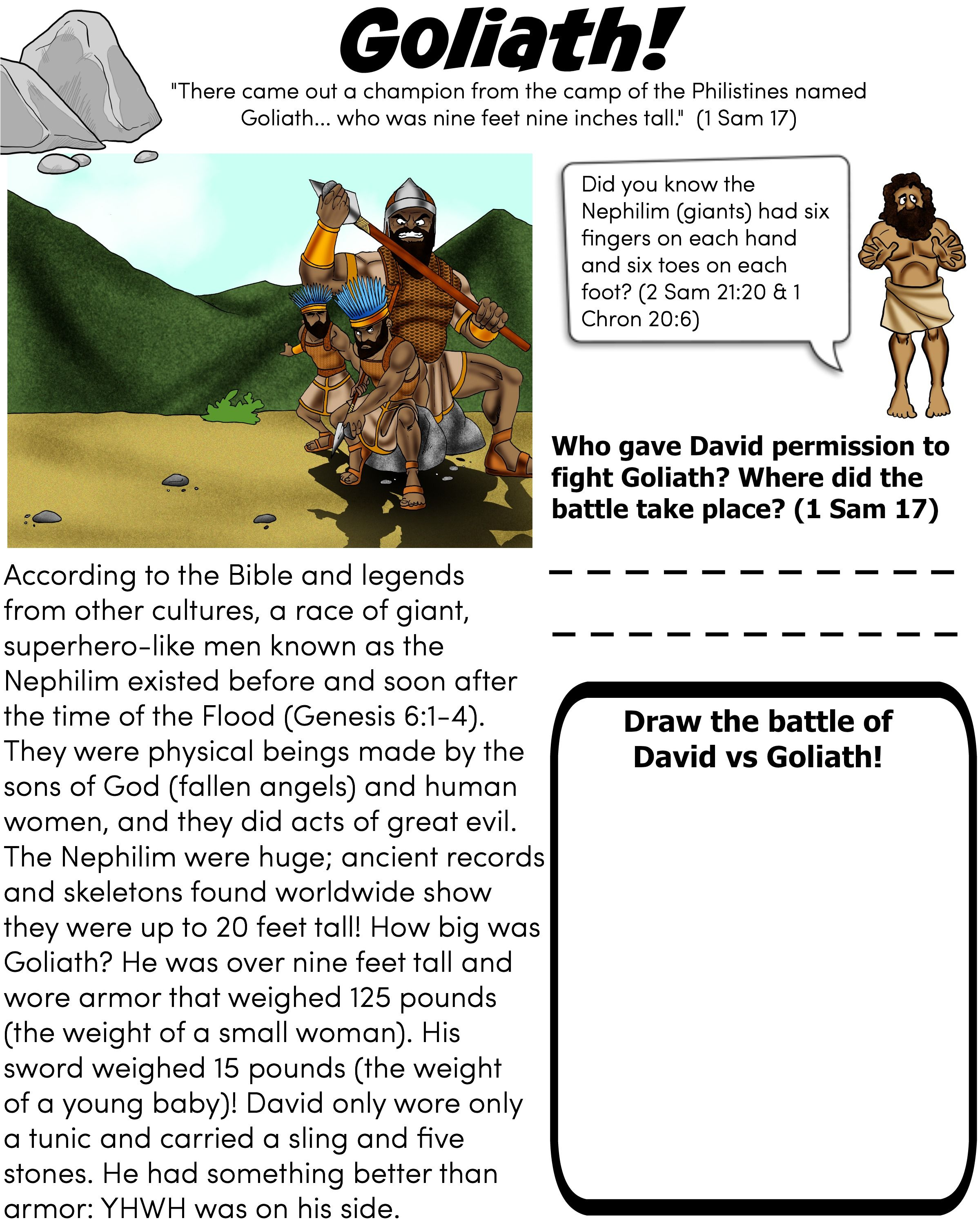 Learn More About The Giant Goliath Free Downloadable