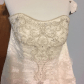 Size 6 wedding dress  Wedding Dress size  taken in to be size   Wedding dress sizes