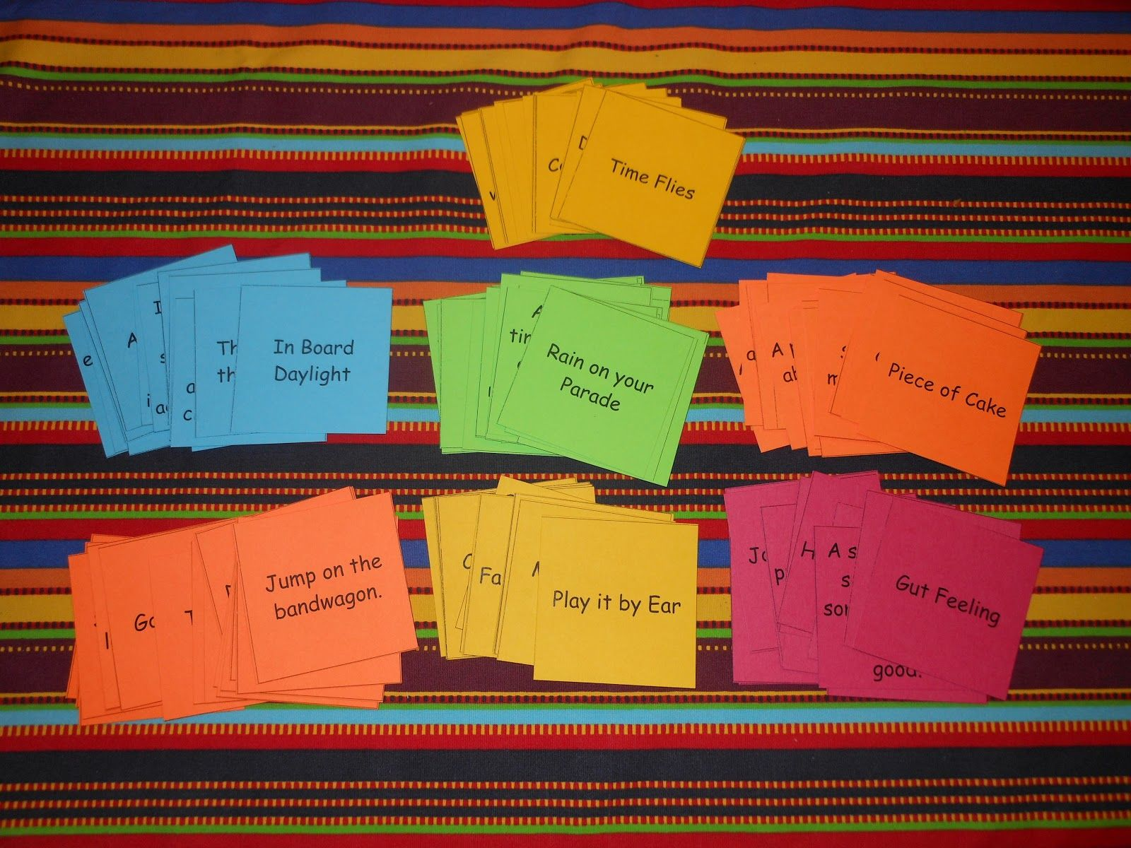 The 25 Best Idioms Activities Ideas