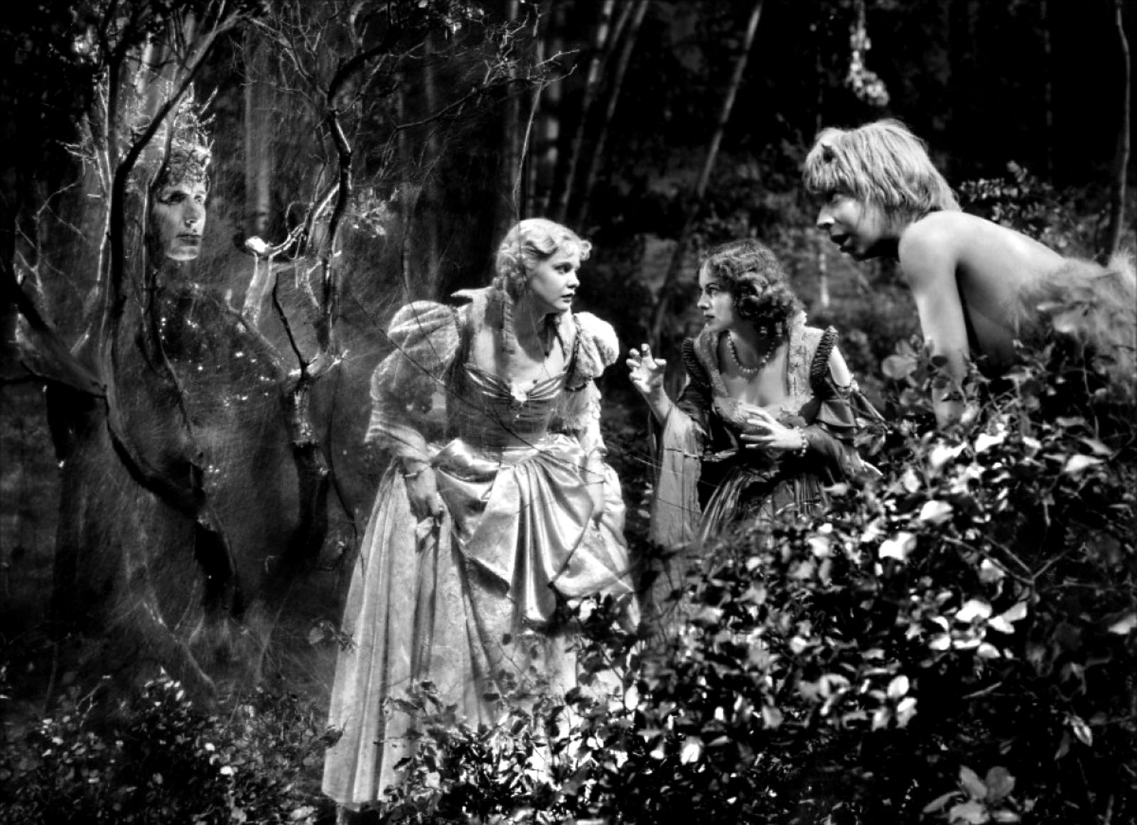 Mickey Rooney In A Midsummer Night S Dream Directed By