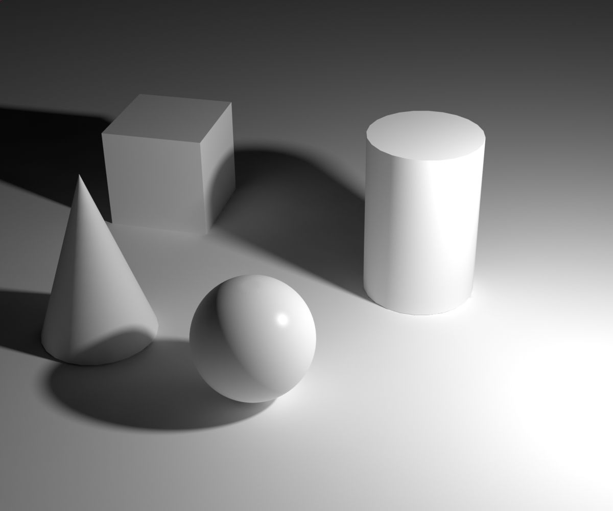 Geometrical Still Life