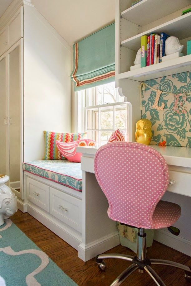 Window Seat And Desk Nest Studio Cute And Comfy