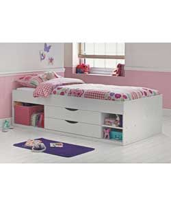 Alfie Single Cabin Bed Your Online For Children S Beds Enjoy Free Royal Mail Delivery On Selected Products
