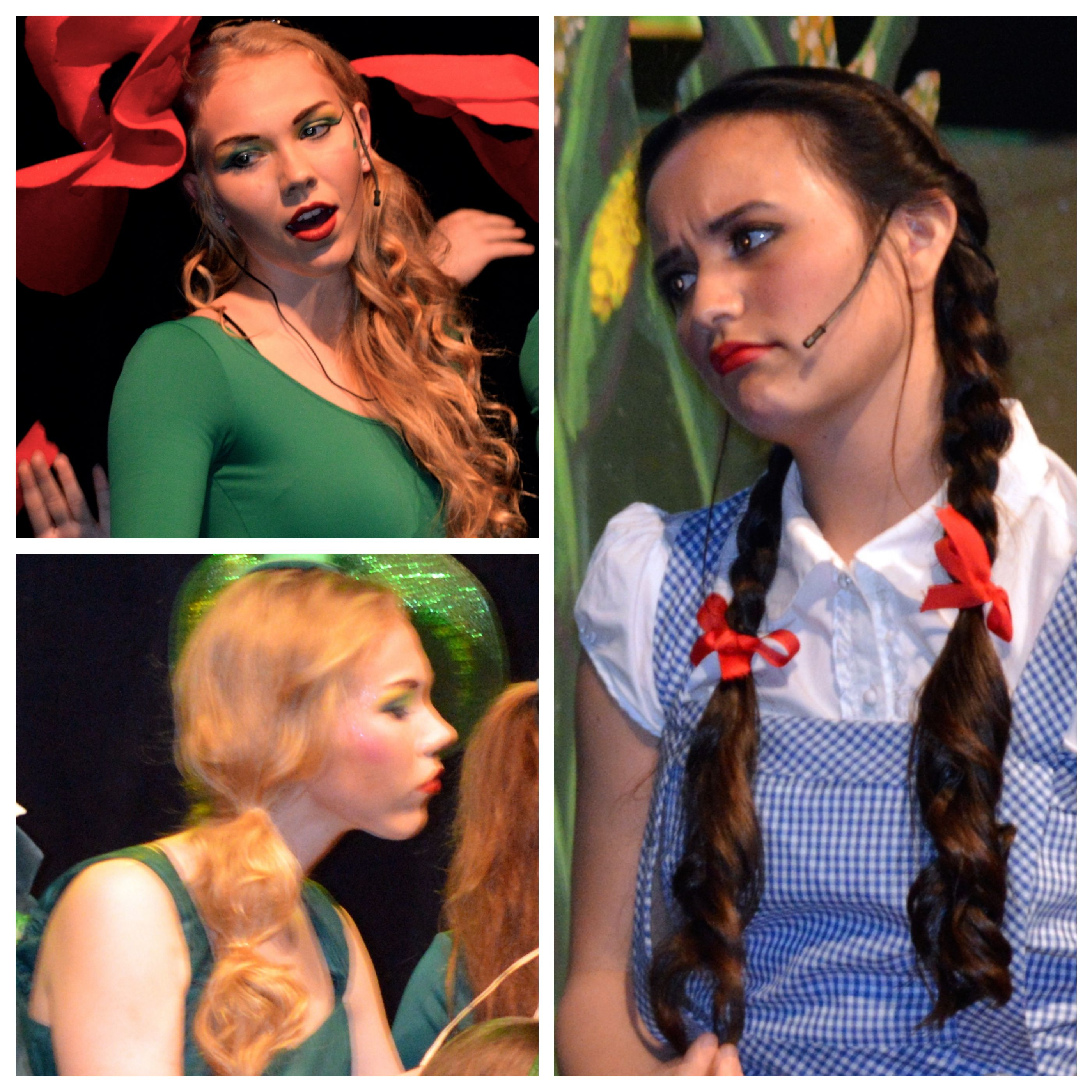 SPRING MUSICAL The Wizard of Oz Dorothy Poppy Ozzian Twists into
