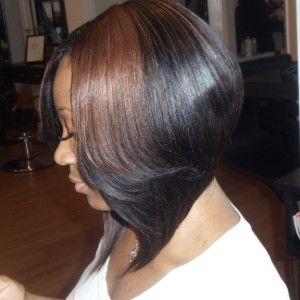 short weave bob hairstyles for black women new hair pinterest