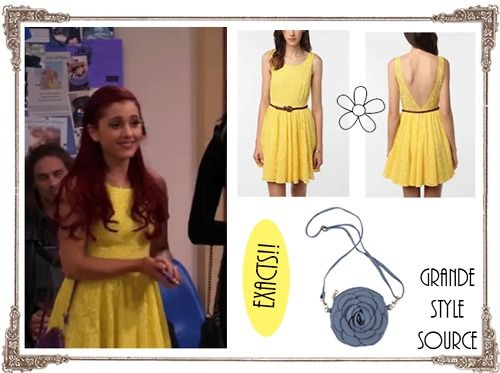 """Cats Outfit #2 In The New Victorious Episode """"Opposite"""