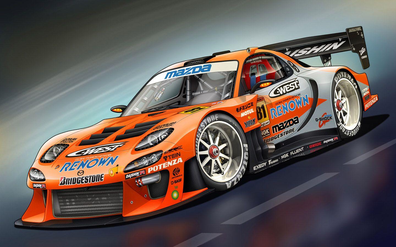 sport cars wallpaper orange car racing | important wallpapers