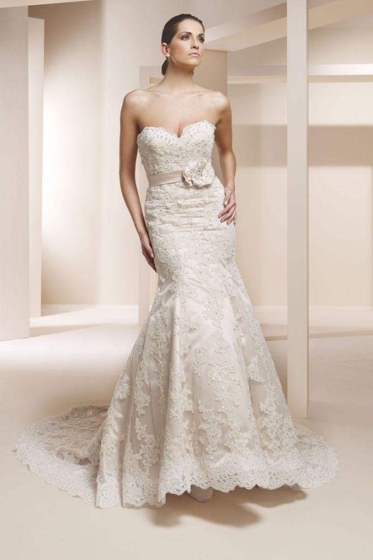 Alyce Style  I love the heavy lace  wedding dress  Pinterest