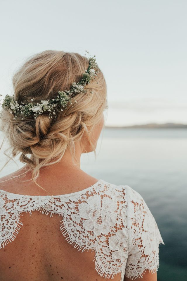 lake tarawera wedding, rotorua - bespoke photography   hair