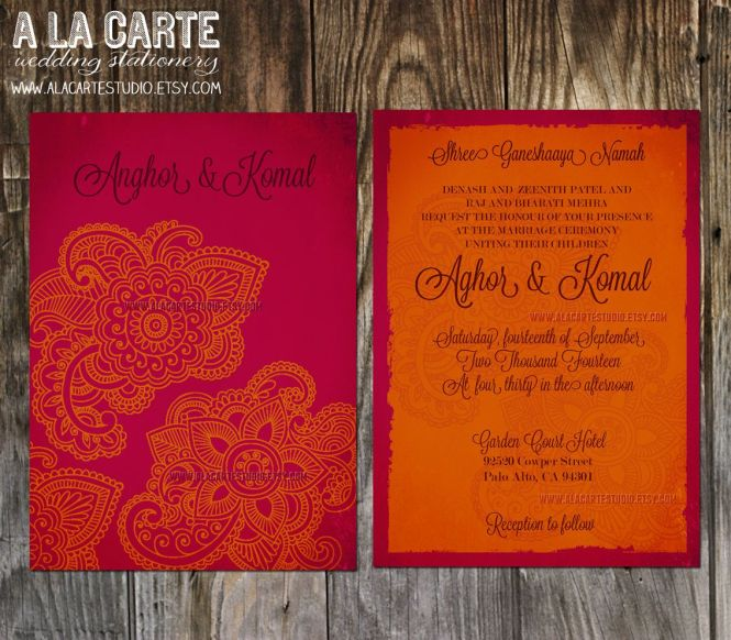 Online Indian Wedding Invitation – Online Indian Wedding Invitation Cards Free