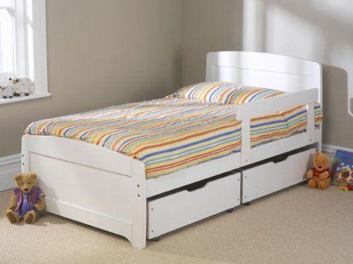 Friendship Mill Rainbow White Childrens Bed