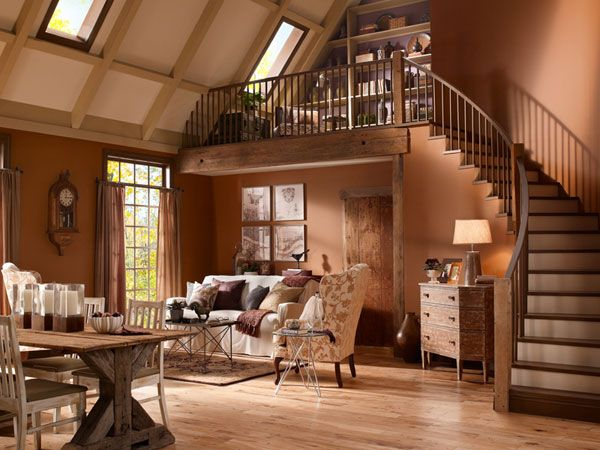 rustic paint ideas for living room 25 rustic living room on home interior colors living room id=33686