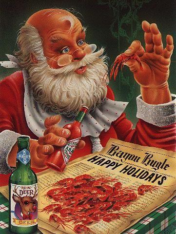 Cajun Christmas Papa Noel Christmas Pinterest