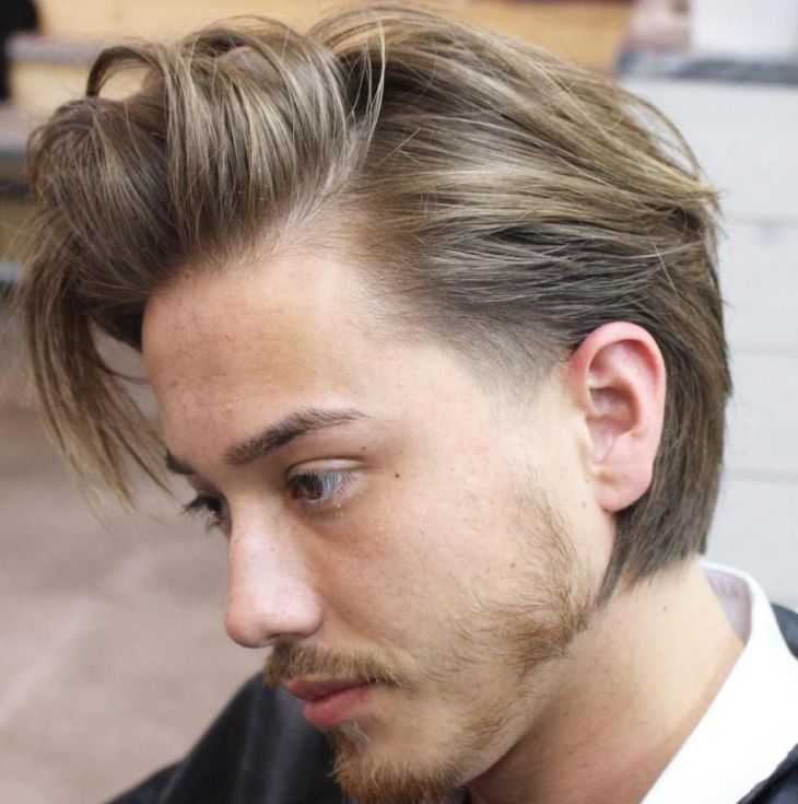 Stately Long Hairstyles for Men to Sport with Dignity  Bob