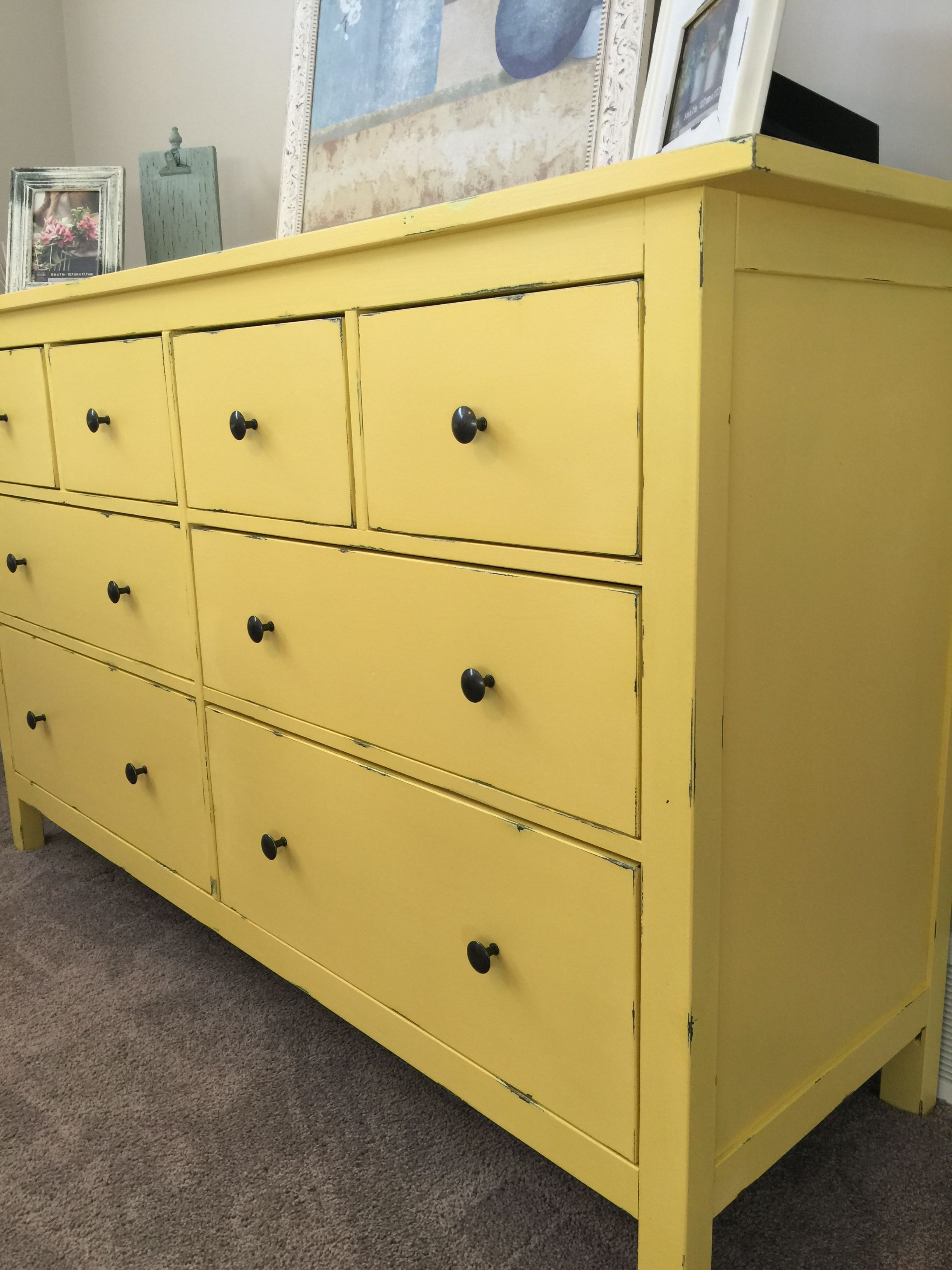 Affordable Refurbished Ikea Hemnes Dresser Totes Doing